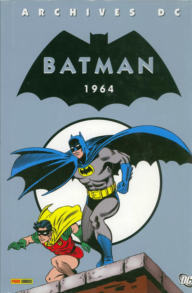 Archives DC - Batman 1964.JPG