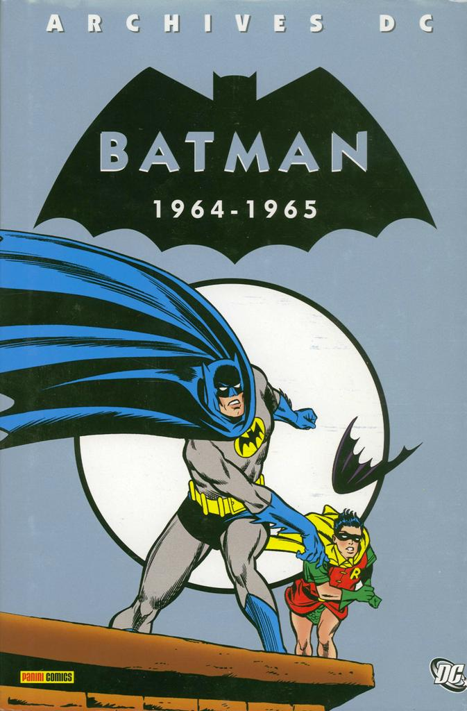 Archives DC - Batman 1964 - 1965.JPG