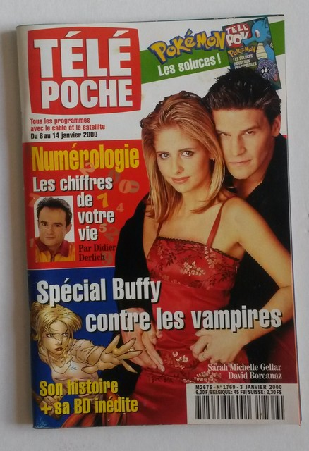 Télépoche Buffy, 5 pages BD, 2000, 1.jpg