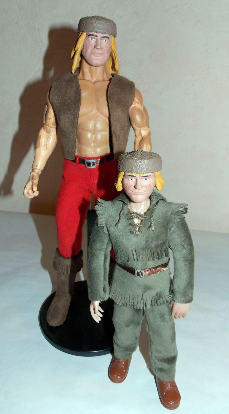 custom action figure Blek et Roddy.JPG