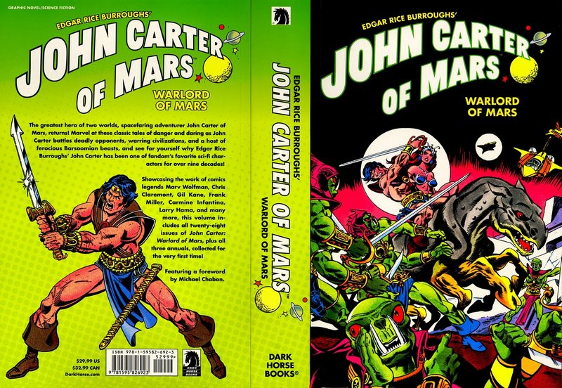 John Carter Warlord Of Mars (2011) covers.jpg