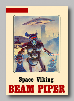 Space Fiction (Temps Futurs) : Space Viking / H. Beam Piper (1982)