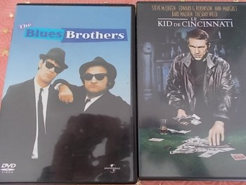 James Brown  Ray Charles  Aretha  Franklin  entres autres .... blues brothers  un classique