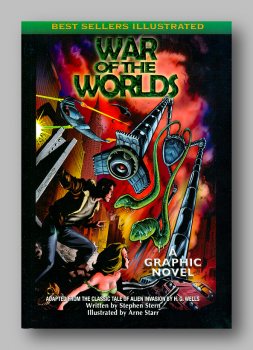 War of the Worlds - A Graphic Novel - 2005