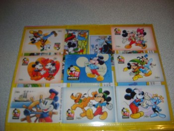 Les cartes de collection