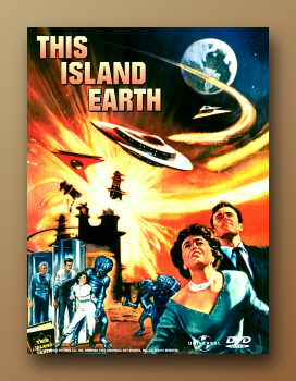 This Island Earth - DVD